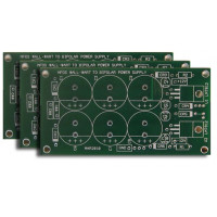 Wall Wart Bipolar Supply - PCB 3 Pack